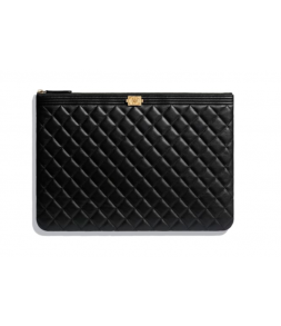 Chanel Classic Large Boy Case