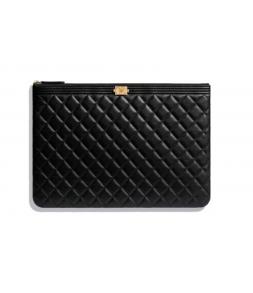 Chanel Classic Large Boy Case