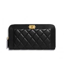 Chanel Boy Wallet