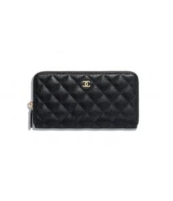 Chanel Classic Zip Wallet
