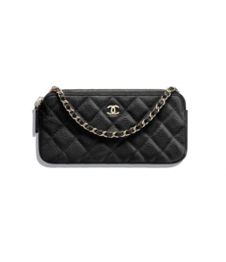 Chanel Classic Double Zip WOC